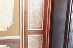 faux-painting-kitchen-cabinets-LaRoyalArt.com3