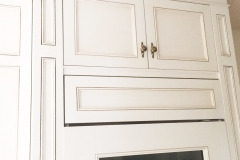 faux-painting-kitchen-cabinets-LaRoyalArt.com6 & Los Angeles Faux Doors u0026 Cabinets Finishing Specialist
