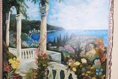 Hand-Painted-Wall-Murals-los-angeles-laroyalart.com