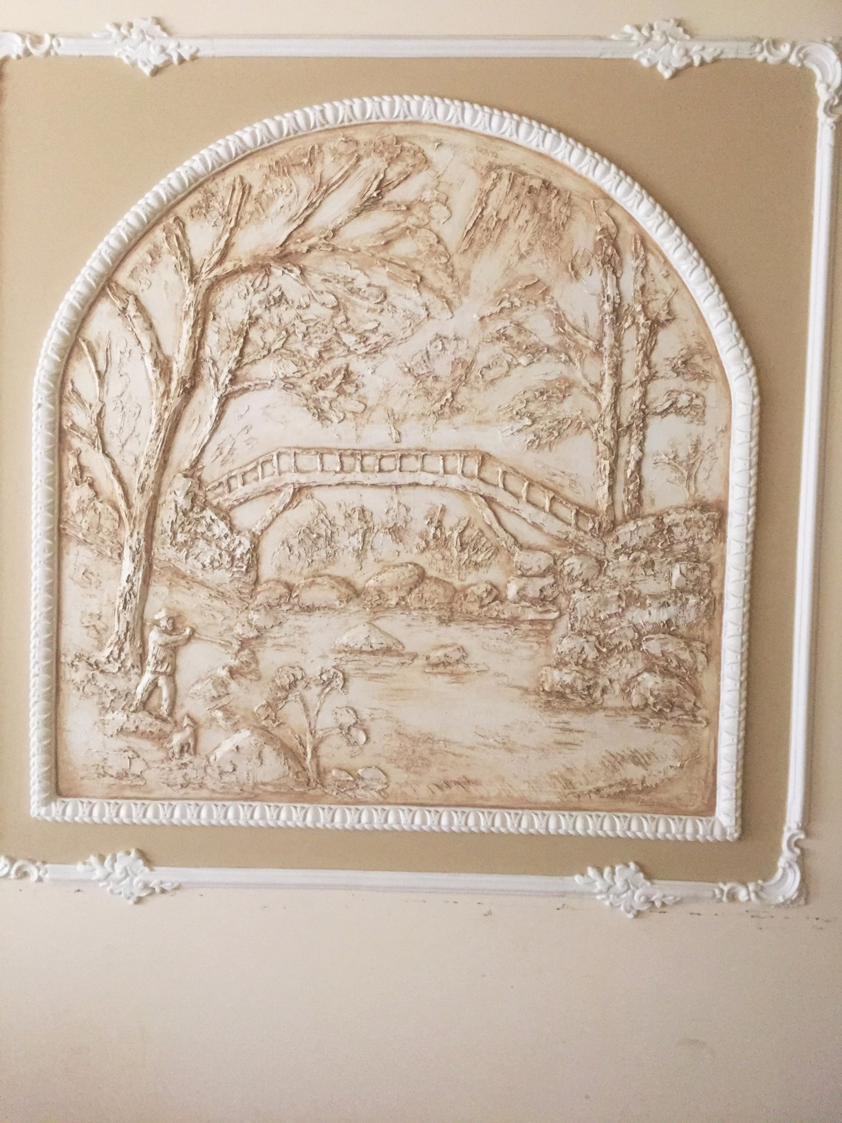 Los Angeles Wall Sculpture Art Plaster Specialist